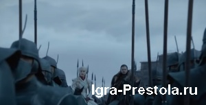 Промо Игры престолов - 8 сезон 1 серия
