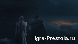 """Опубликованы новые промо-фото 3 серии 8 сезона """"Игры престолов"""